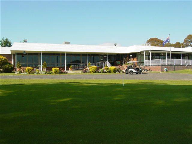 Tenterfield Golf Club and Fairways Lodge - SA Accommodation
