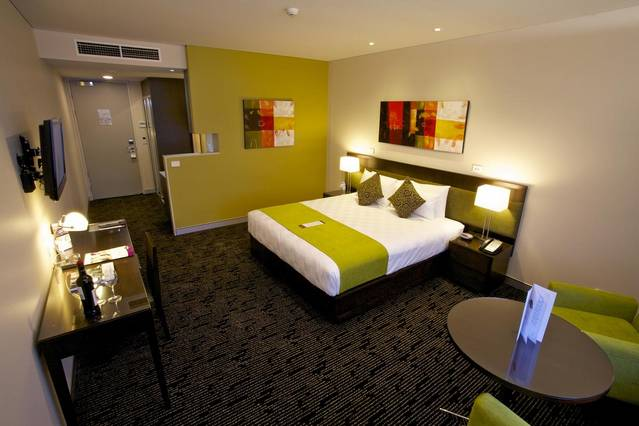 The Colmslie Hotel Suites  Conference Centre - SA Accommodation