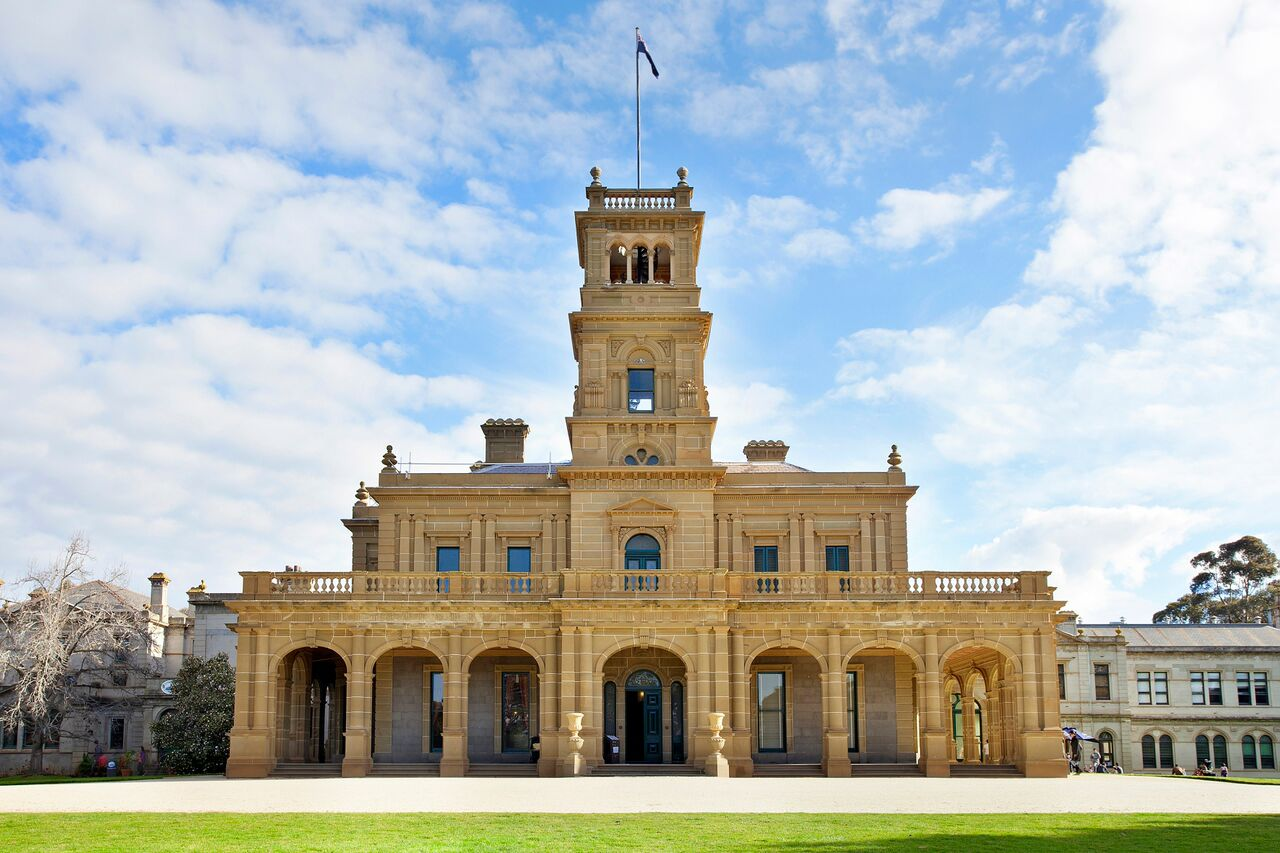 Mansion Hotel and Spa at Werribee Park - SA Accommodation