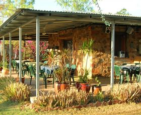 Diggers Rest Station - SA Accommodation