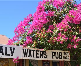 Daly Waters Historic Pub - SA Accommodation