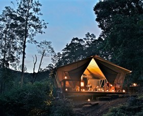 nightfall wilderness camp - SA Accommodation