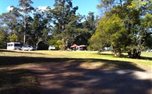 Shallow Crossing Campground - SA Accommodation