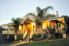 Cooloola Country Bed  Breakfast - SA Accommodation