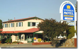 Sovereign Motor Inn Cooma - SA Accommodation