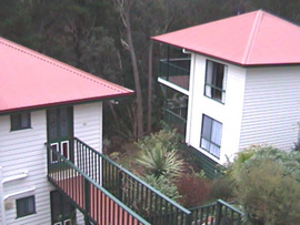 Cloverhill Hepburn Springs - SA Accommodation
