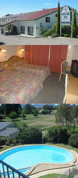 Tumut Motor Inn - SA Accommodation