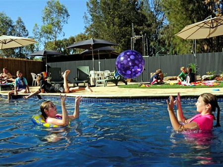 Kingston On Murray Caravan Park - SA Accommodation