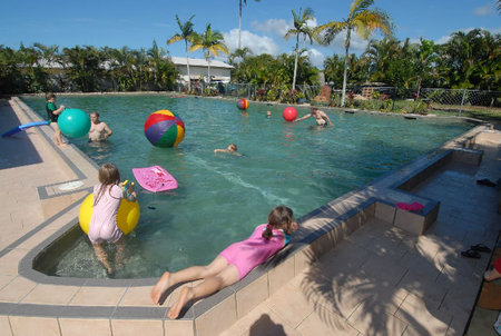 Kurrimine Beach Holiday Park - SA Accommodation