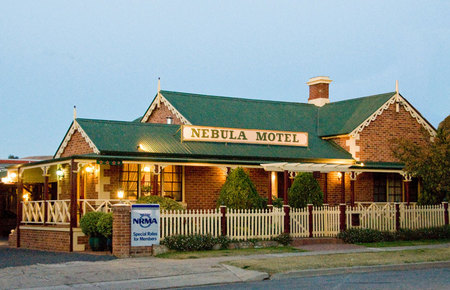 Nebula Motel - SA Accommodation