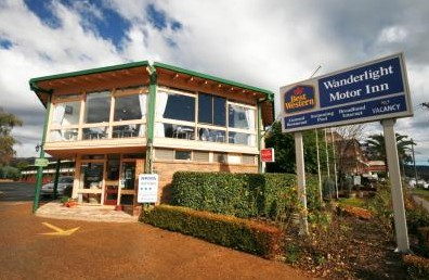 Best Western Wanderlight Motor Inn - SA Accommodation