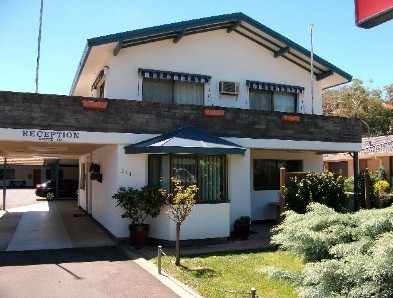 Alkira Motel - SA Accommodation