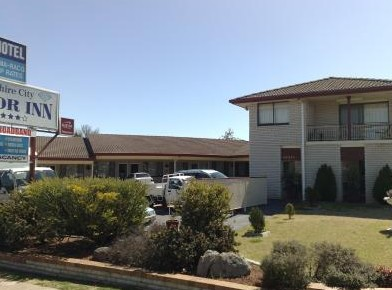 Sapphire City Motor Inn - SA Accommodation