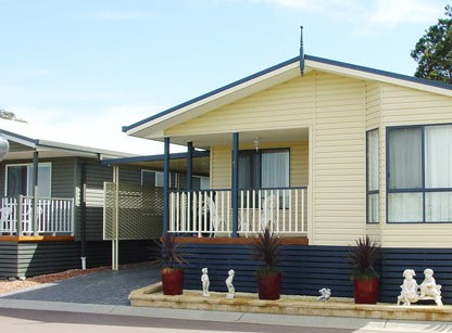 Palm Valley Motel And Home Village - SA Accommodation