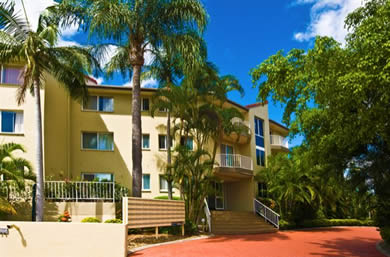 Bayview Waters Apartments - SA Accommodation