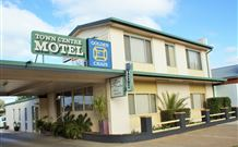 Town Centre Motel - Leeton - SA Accommodation