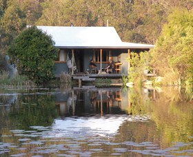 Barney Creek Vineyard Cottages - SA Accommodation
