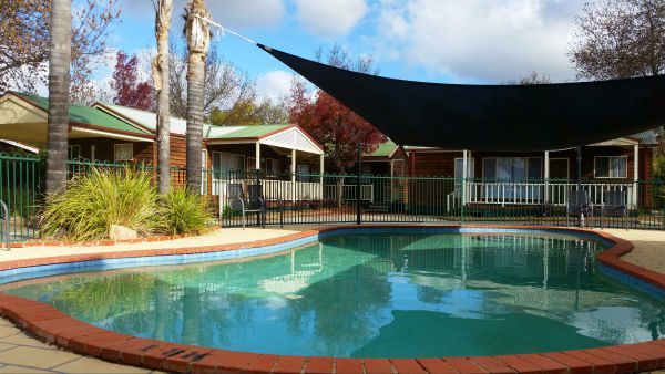 BIG4 Albury Tourist Park - SA Accommodation