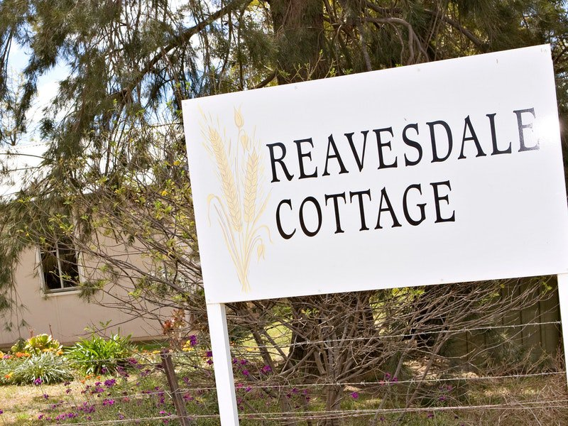 Reavesdale Cottage - SA Accommodation