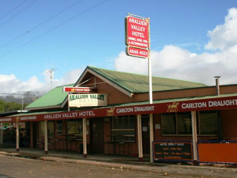 Araluen Hotel - SA Accommodation