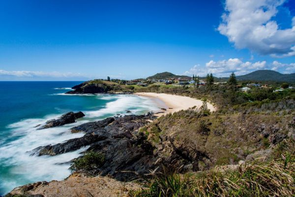 North Coast Holiday Park Scotts Head - SA Accommodation