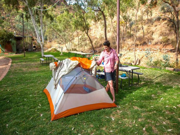Standley Chasm Angkerle Camping - SA Accommodation