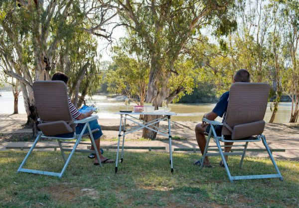 Loxton Riverfront Holiday Park - SA Accommodation