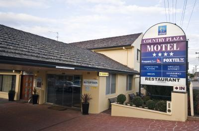 Quality Inn Country Plaza Queanbeyan - SA Accommodation