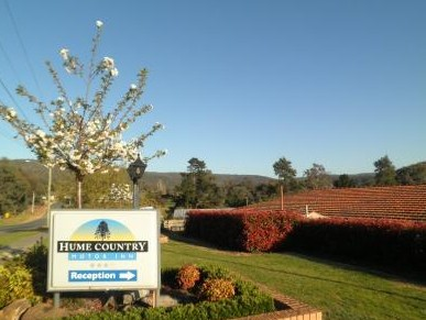 Hume Country Motor Inn - SA Accommodation