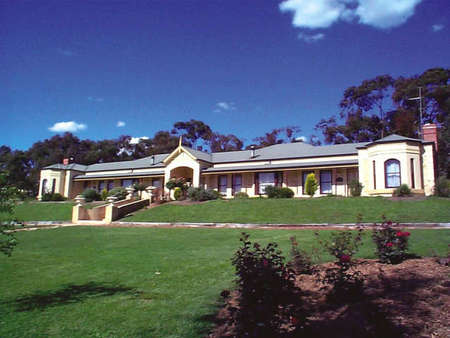 Brice Hill Country Lodge - SA Accommodation