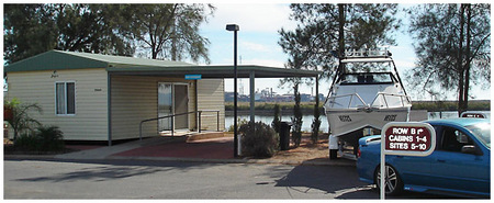 Port Pirie Beach Caravan Park - SA Accommodation