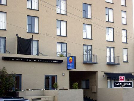 Best Western Balmoral on York - SA Accommodation