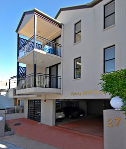 Spring Hill Mews - SA Accommodation