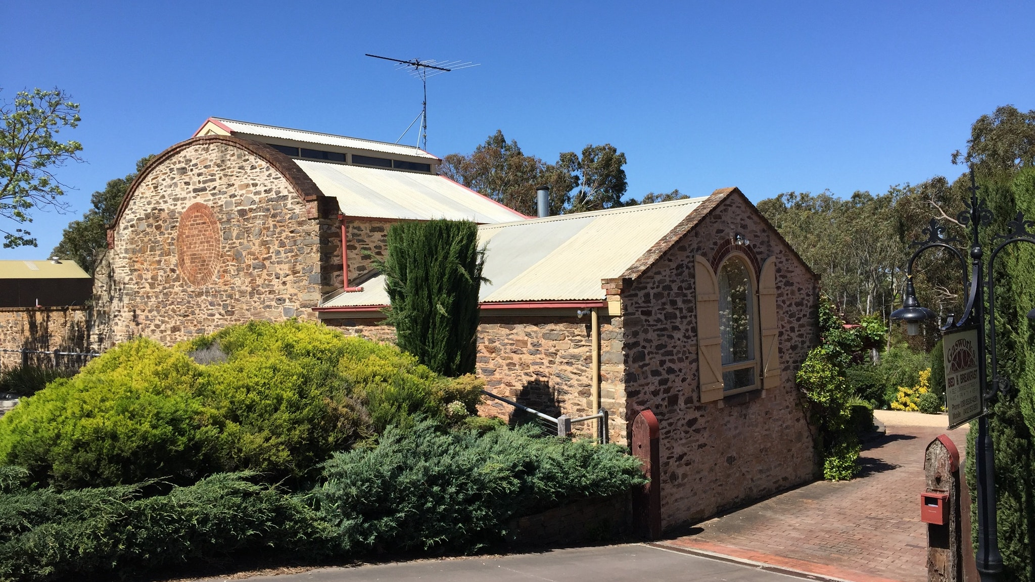 Gasworks Cottages Strathalbyn - SA Accommodation
