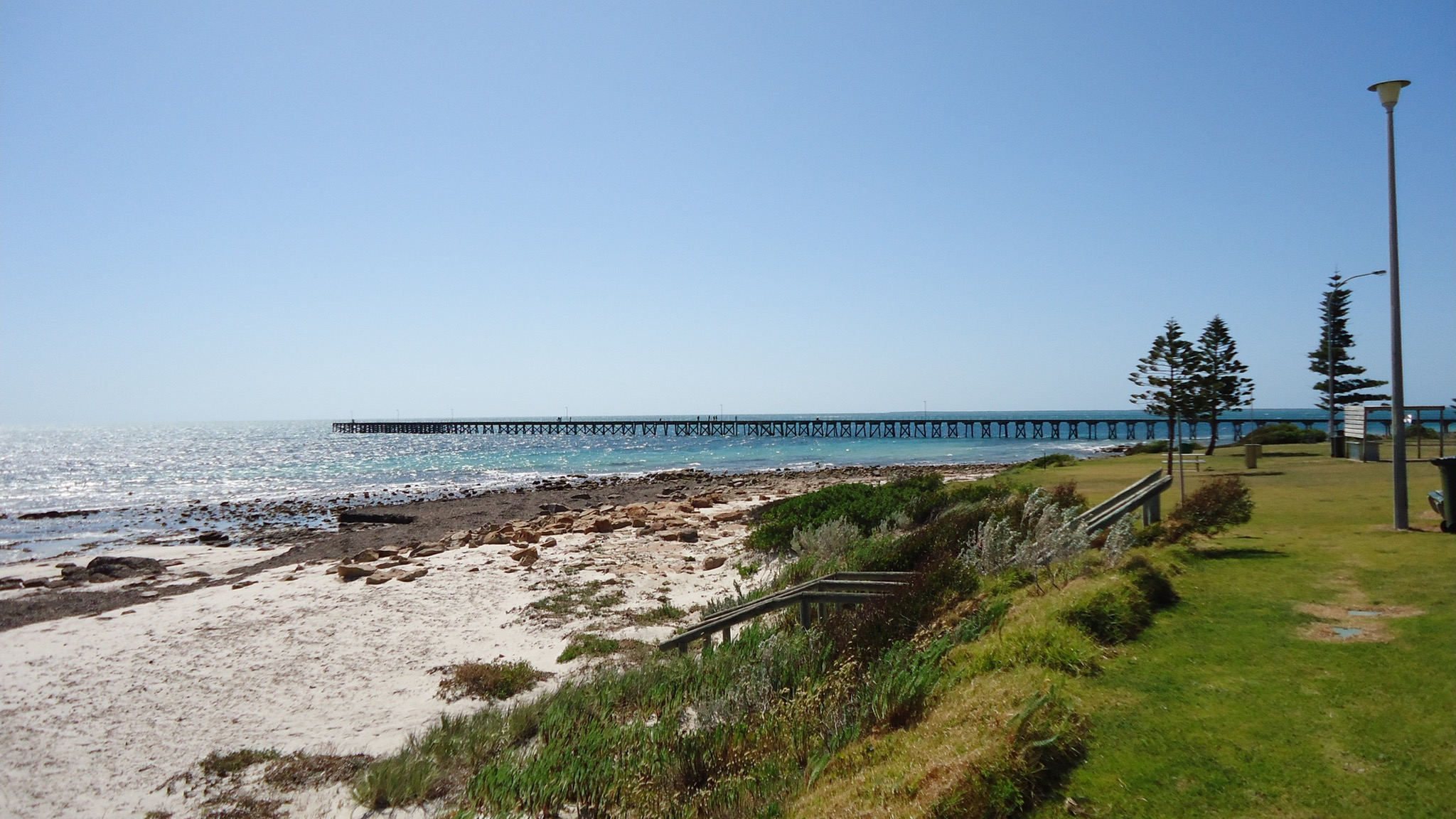 Port Hughes Tourist Park - SA Accommodation