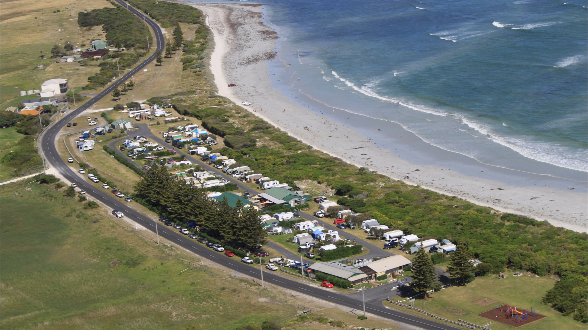 Port MacDonnell Foreshore Tourist Park - SA Accommodation