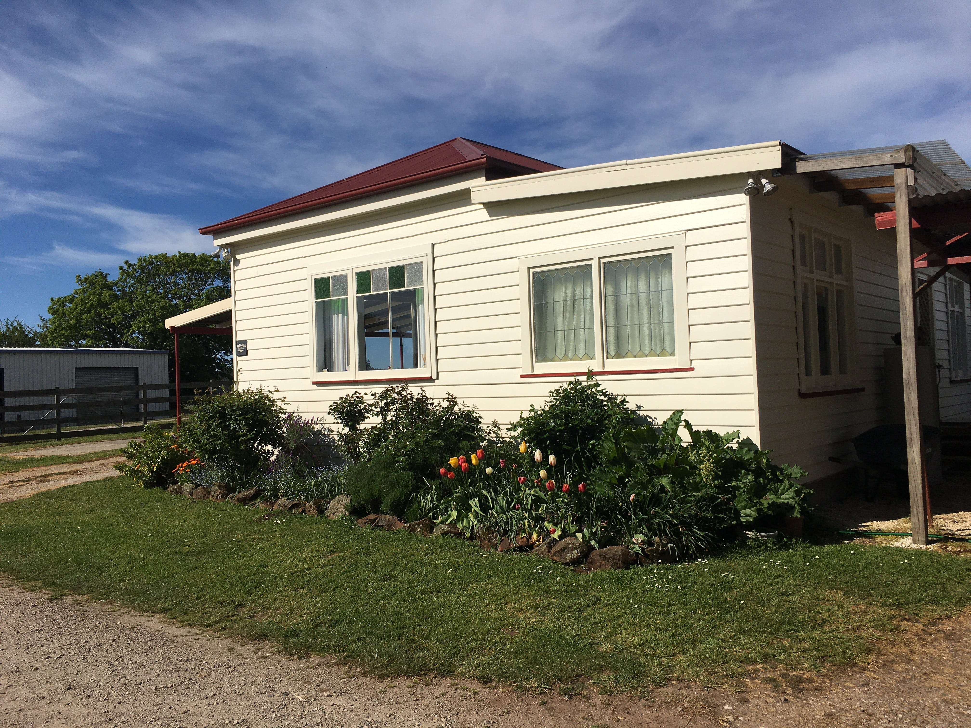 Fairview Bed and Breakfast Cottage - SA Accommodation