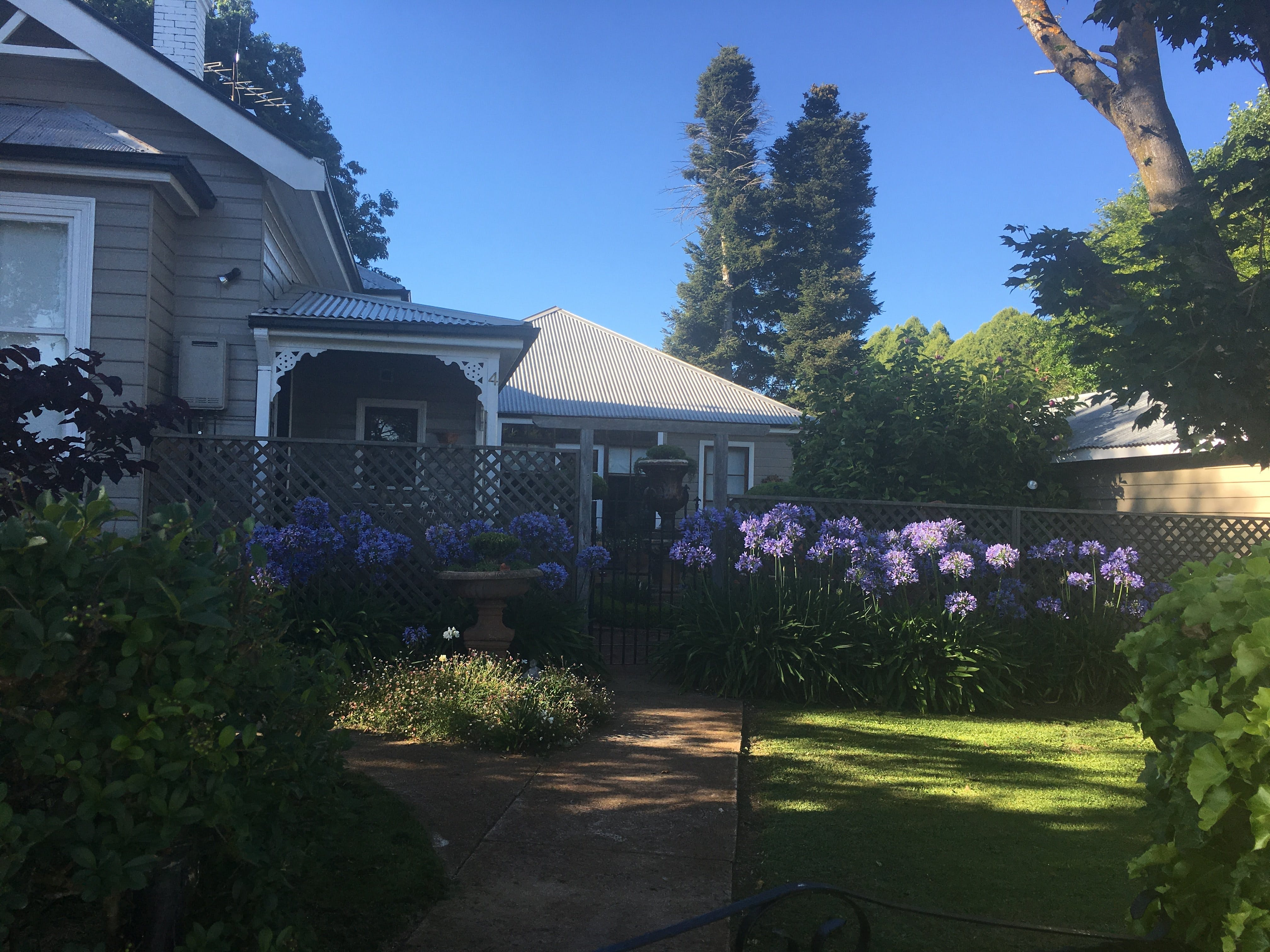 The Old Manse Bed and Breakfast - SA Accommodation