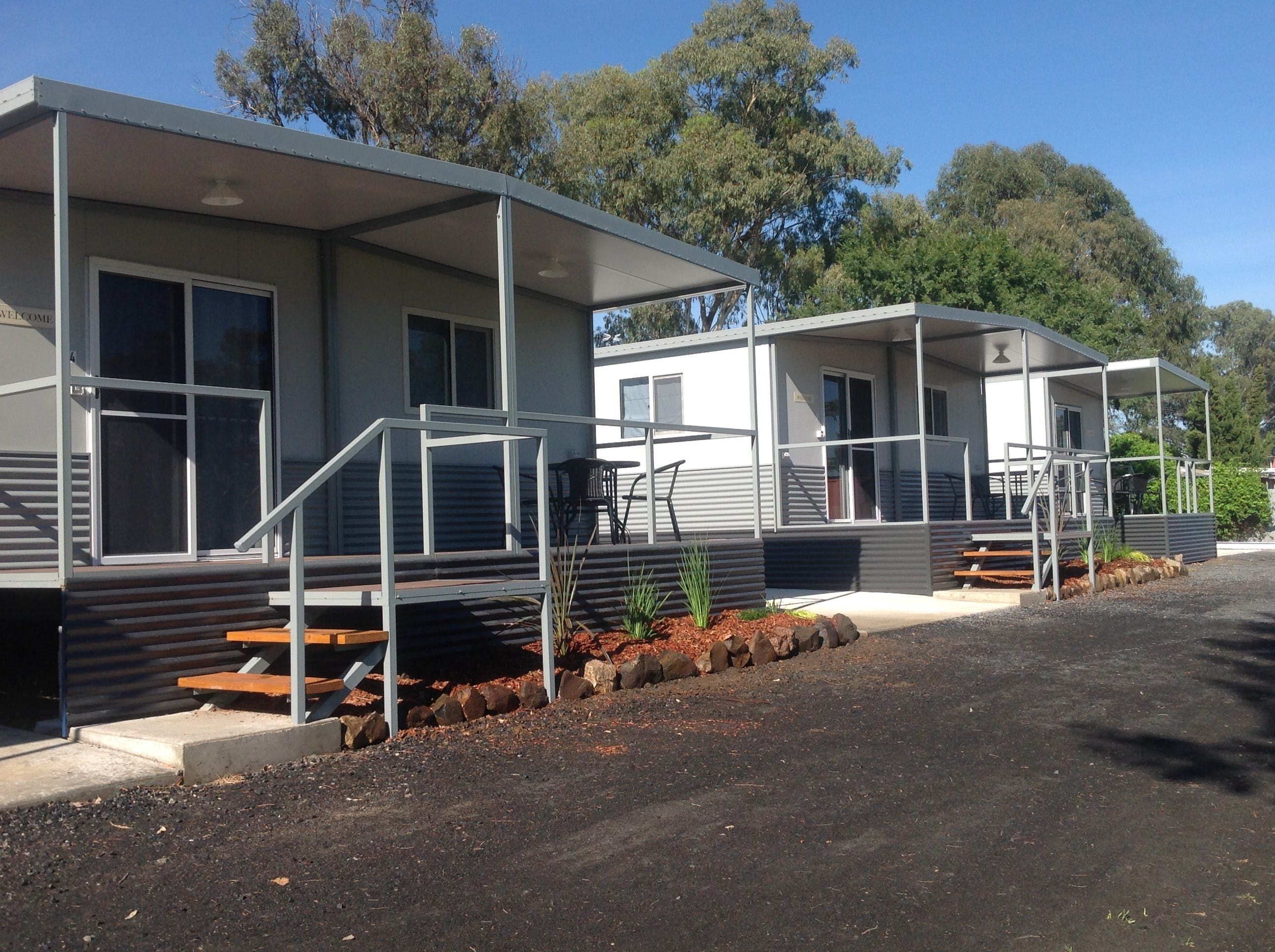Sapphire City Caravan Park - SA Accommodation