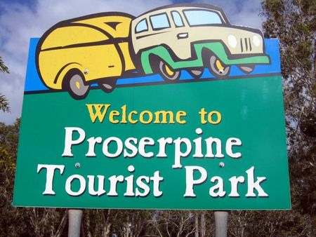 Proserpine Tourist Park - SA Accommodation