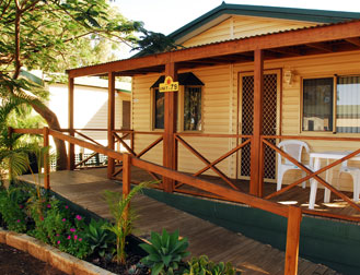 Wintersun Caravan  Tourist Park - SA Accommodation