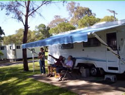 Bega Caravan Park - SA Accommodation
