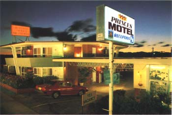 Princes Motel - SA Accommodation