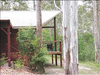 Bewong River Retreat - SA Accommodation