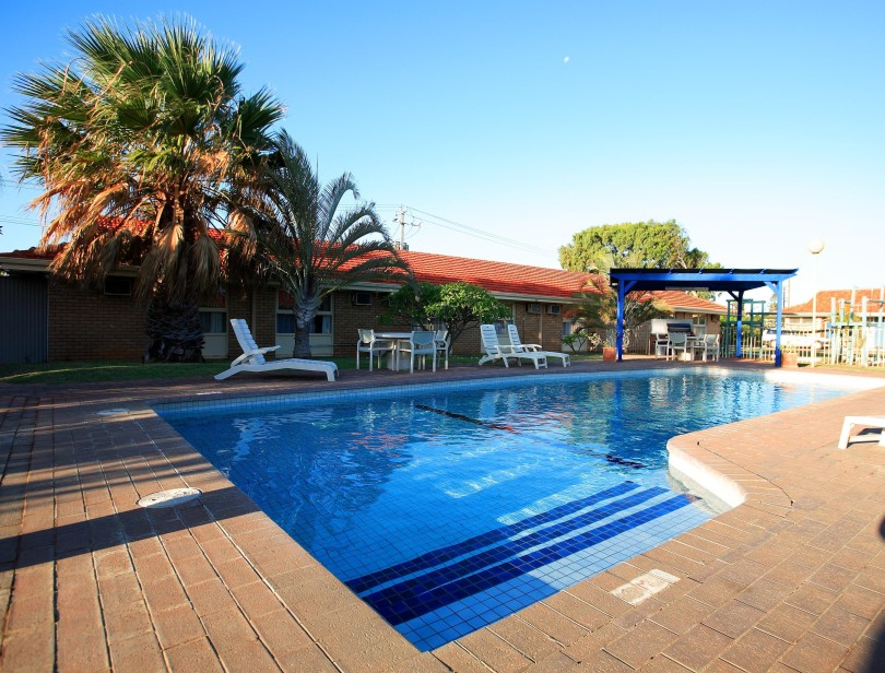 Best Western Hospitality Inn Carnarvon - SA Accommodation