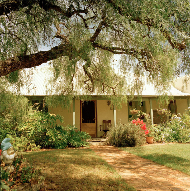 Rock of Ages Cottage Bed and Breakfast - SA Accommodation