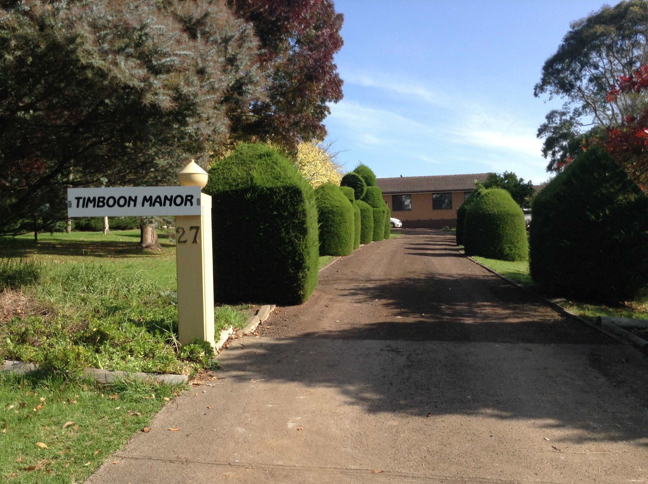 Timboon Manor - SA Accommodation
