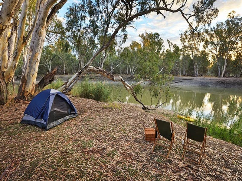 Woolpress Bend campground - SA Accommodation