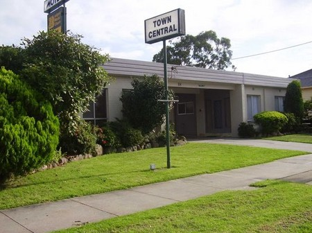 Bairnsdale Town Central Motel - SA Accommodation