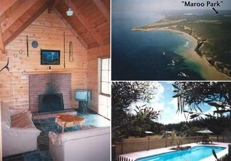 Maroo Park Cottages - SA Accommodation